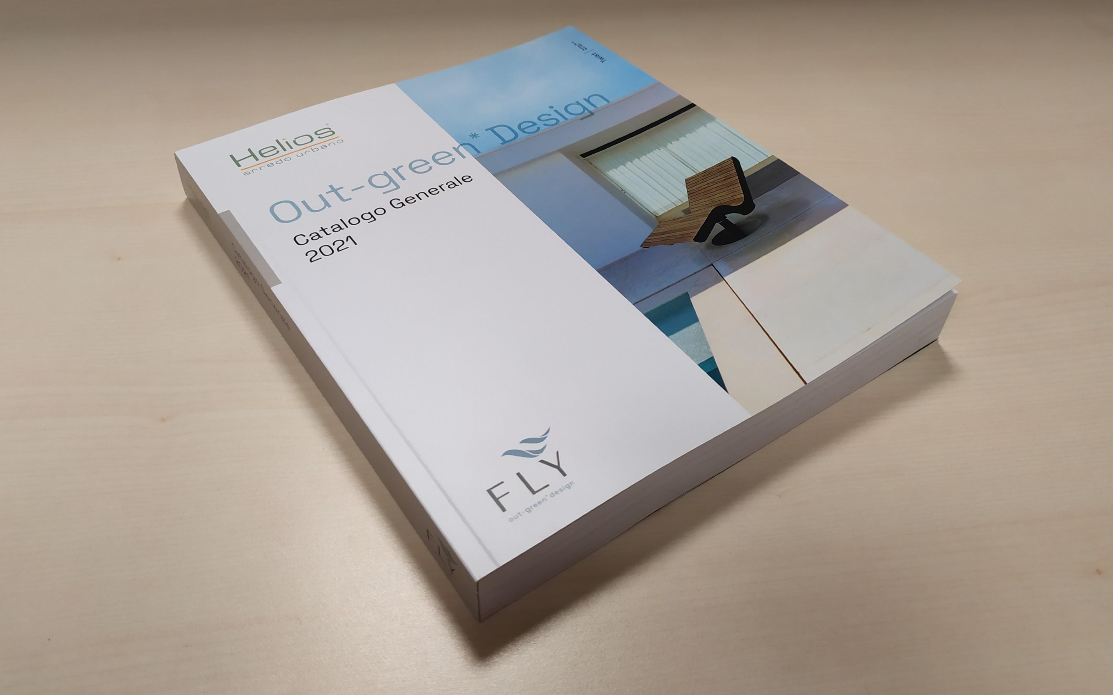 Nuovo catalogo arredo urbano 2021!